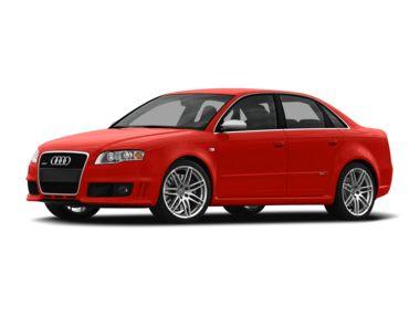 2008 Audi RS 4 Sedan