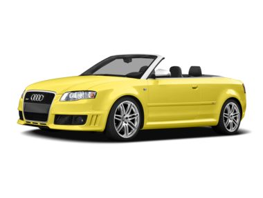 2008 Audi RS 4 Convertible