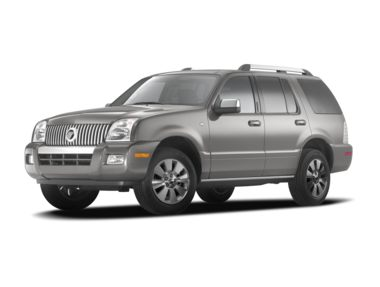 2008 Mercury Mountaineer SUV