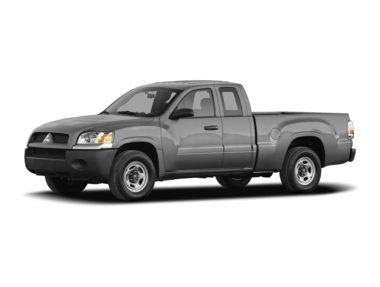 2008 Mitsubishi Raider Truck