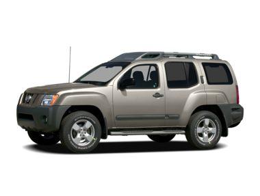 2008 Nissan Xterra SUV