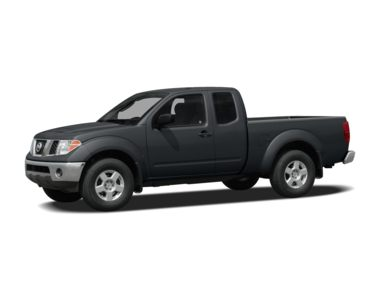 2008 nissan frontier xe m5 truck ratings prices trims. Black Bedroom Furniture Sets. Home Design Ideas