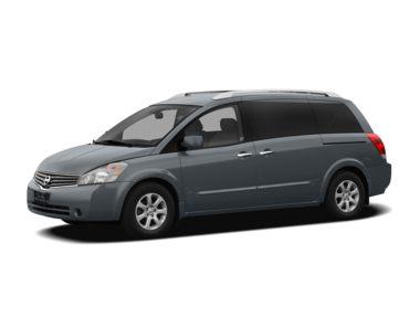 2008 Nissan Quest Van