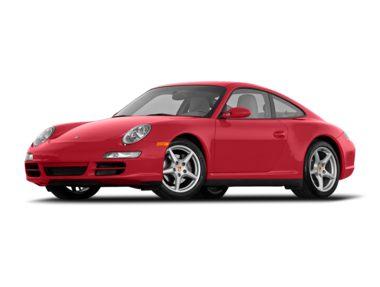 2008 Porsche 911 Coupe