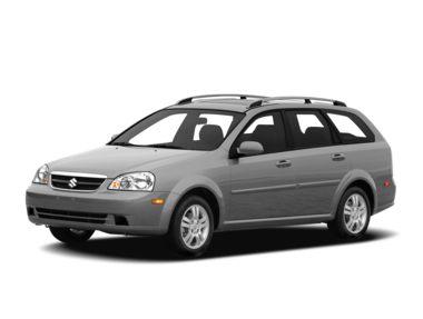 2008 Suzuki Forenza Wagon