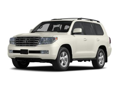2008 Toyota Land Cruiser SUV