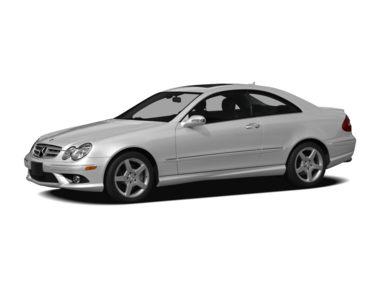 2009 Mercedes-Benz CLK-Class Coupe
