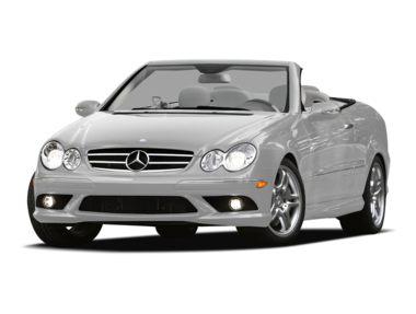 2009 Mercedes-Benz CLK-Class Convertible