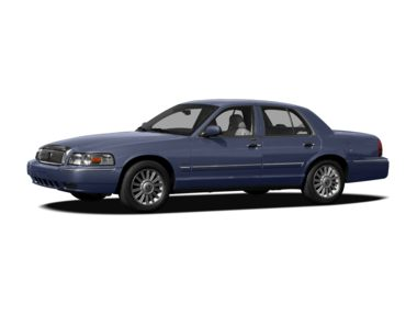 2009 Mercury Grand Marquis Sedan