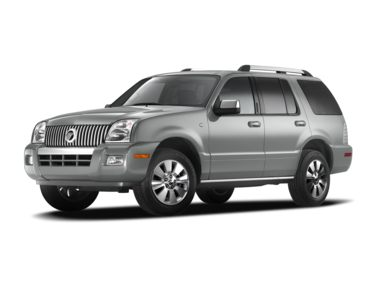 2009 Mercury Mountaineer SU
