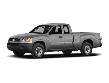 2009 Mitsubishi Raider Truck