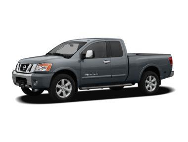 2009 Nissan Titan Truck