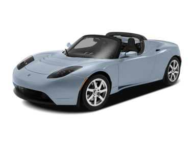 2008 Tesla Roadster Convertible