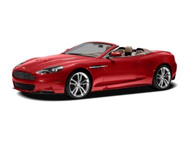 2010 Aston Martin DBS Convertible