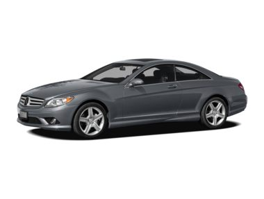 2010 Mercedes-Benz CL-Class Coupe