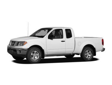 2010 Nissan Frontier Truck