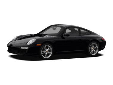 2010 Porsche 911 Coupe