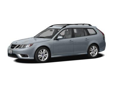 2010 Saab 9-3 Wagon