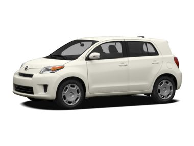 2010 Scion xD Hatchback