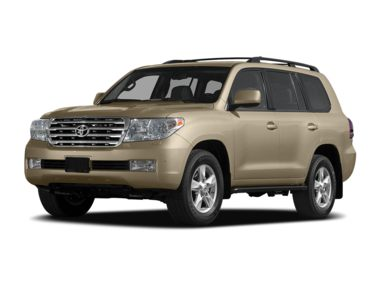 2010 Toyota Land Cruiser SUV
