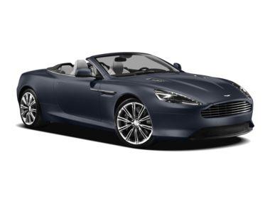 2011 Aston Martin Virage Convertible