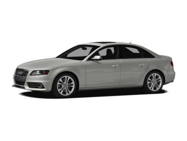2011 Audi S4 Sedan