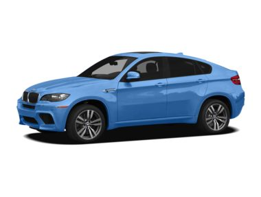 2011 BMW X6 M Sports Activity Coupe