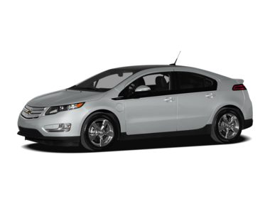 2011 Chevrolet Volt Hatchback