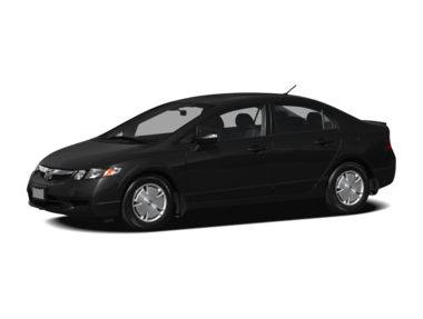 2011 Honda Civic Hybrid Sedan