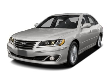 2011 Hyundai Azera Sedan