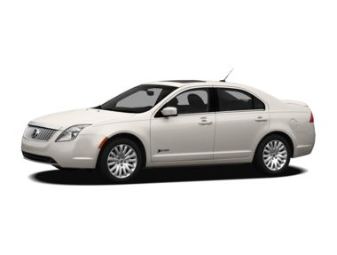 2011 Mercury Milan Hybrid Sedan