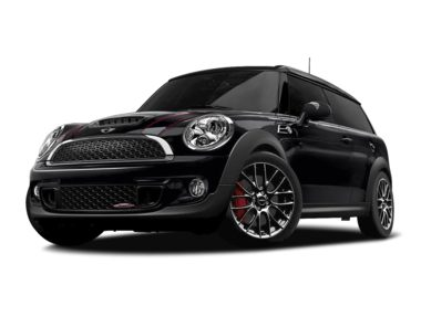 2011 MINI John Cooper Works Clubman Wagon