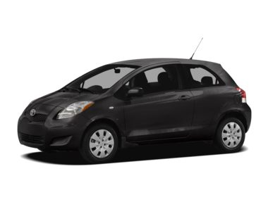 2011 Toyota Yaris Liftback