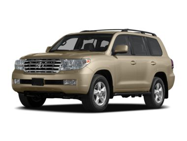 2011 Toyota Land Cruiser SUV