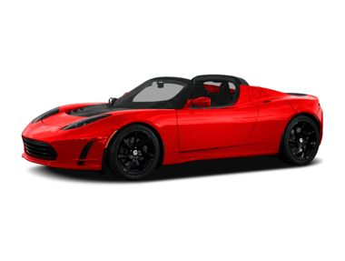 2011 Tesla Roadster Convertible