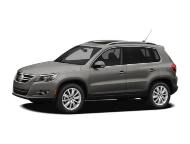 2011 Volkswagen Tiguan SUV