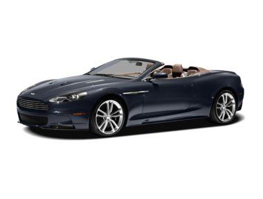 2012 Aston Martin DBS Convertible
