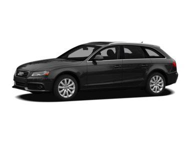 2012 Audi A4 Avant