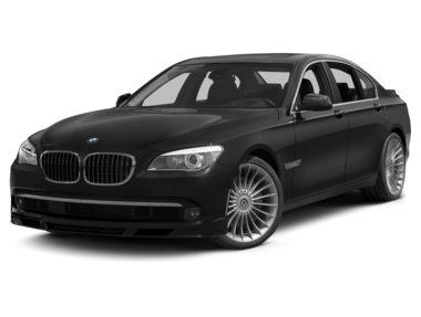 2012 BMW ALPINA B7 Sedan