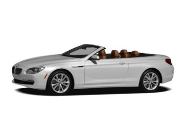 2012 BMW 640i Convertible
