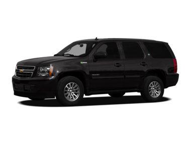2012 Chevrolet Tahoe Hybrid SUV