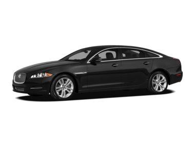 2012 Jaguar XJ Sedan