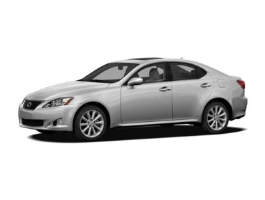 2012 Lexus IS 350 Sedan
