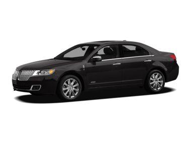 2012 Lincoln MKZ Hybrid Sedan