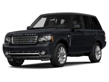 2012 Land Rover Range Rover SUV