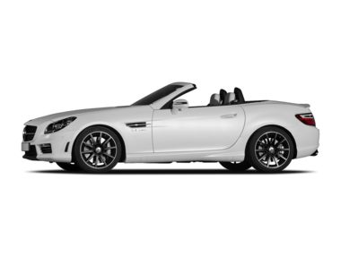 2012 Mercedes-Benz SLK55 AMG Roadster