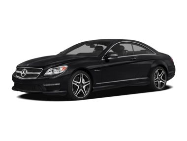 2012 Mercedes-Benz CL63 AMG Coupe