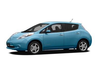 2012 Nissan LEAF Hatchback