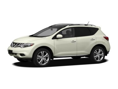 2012 Nissan Murano S (CVT) SUV Ratings, Prices, Trims ...
