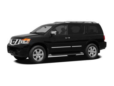 2012 Nissan Armada SUV